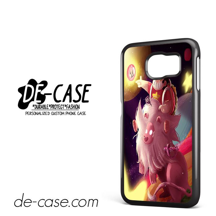 Steven Universe Lion On Sky DEAL-10149 Samsung Phonecase Cover For Samsung Galaxy S6 / S6 Edge / S6 Edge Plus