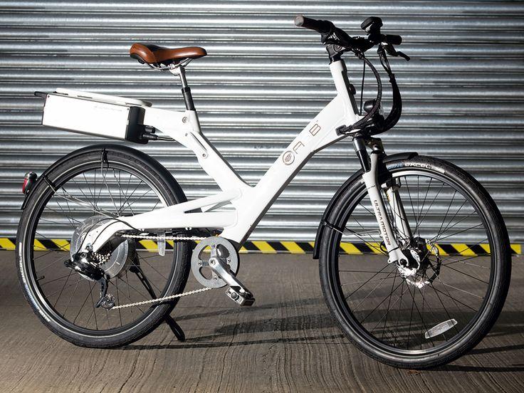A2b Electric Bike Efficiency - http://bike.kintakes.com/a2b-electric-bike-efficiency/