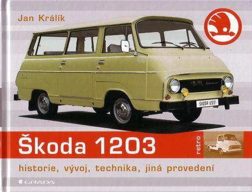 Book - Skoda TAZ 1203 Van Minibus - Transit - Jan Kralik - Nutzfahrzeuge | eBay