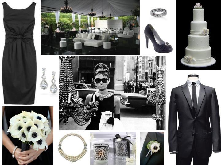 Forever Holly – Inspiration for a chic Breakfast at Tiffany's themed Wedding    @Krispol Jaijongrak แบบนี้  : D