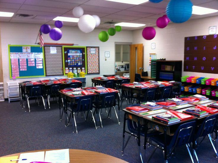 Classroom Theme Ideas 4th Grade ~ Th grade classroom set up ingenue mom my