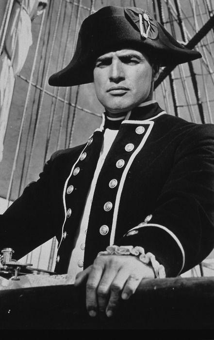 Marlon Brando Mutiny on the Bounty (1962)