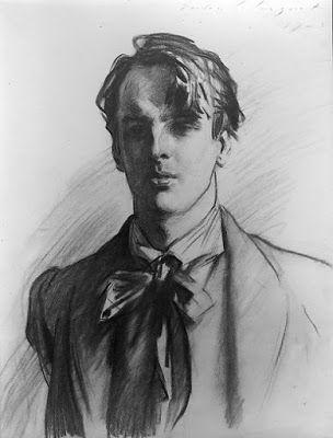 John Singer Sargent - W. B. Yeats – 1908