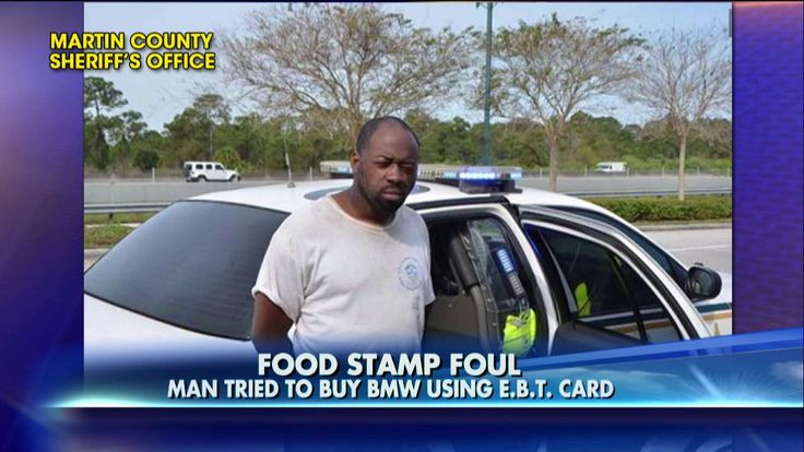 Florida Man Raids Car Dealership After Trying to Buy BMW with Food Stamps