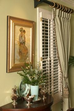 French country living room window treatment ideas window for French country window shutters