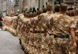 Armed forces personnel, we can help you to find life insurance, critical illness cover and income protection. Specialist policies for those in the army.