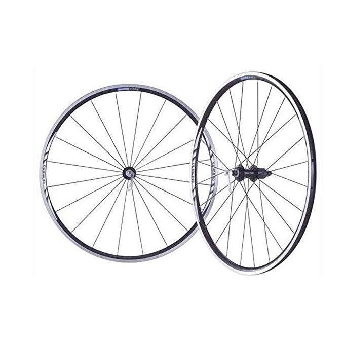 Shimano 700c Alloy Clincher Road Bike Wheelset Wh R501