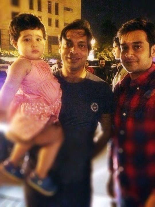 FaisalQureshi With ShoibAkhter PakistaniActor Celebrity Magmedianews