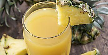 Receita de suco detox para desinchar a barriga, aumentar saciedade e emagrecer
