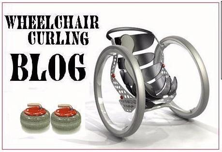 Wheelchair Curling Blog 2