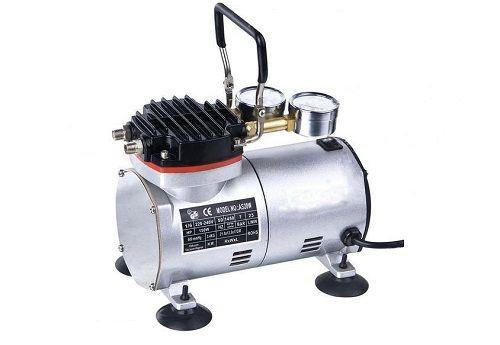 Mit unserer Vakuumpumpe/Kompressor-Kombination TMT-20W erhalten Sie ein äusserst vielseitiges, leitungsstarkes und kompaktes Gerät in einem stabilen und leichten Alugehäuse.