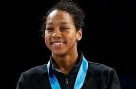 Lia Neal '13, Convent of the Sacred Heart (New York, NY)   2012 Olympic Bronze Medalist
