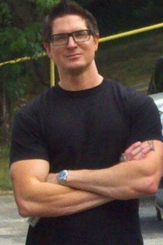 Zak Bagans Muscle And Fitness 10 Best images about Z...