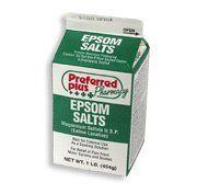 Preferred Plus Epsom Salts - 1 Lb by Preferred Plus. $13.92