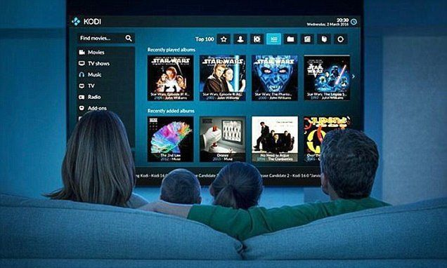 People who use Kodi boxes could have gadgets hijacked | Daily Mail Online