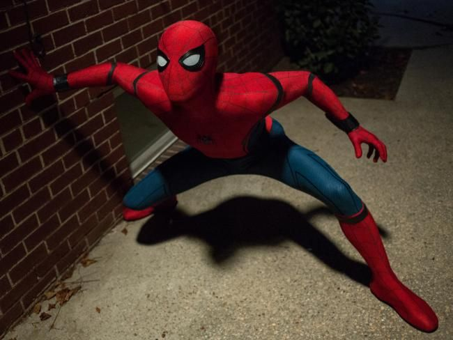 In Spider-Man: Homecoming, the budding superhero wants to join the Avengers. Picture: Sony Pictures