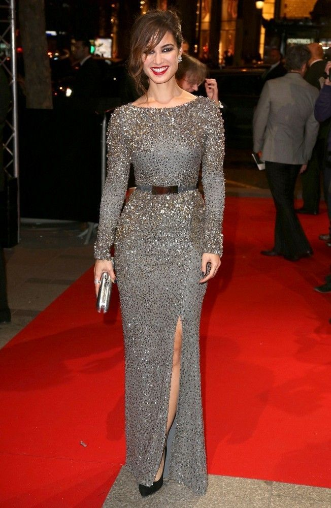 Berenice Marlohe Skyfall Dress 148 best images about ...