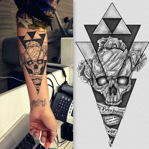 Conceptions | Hip - Dark - Sketch Tattoo Design Needed! | Concours: Illustration or graphics