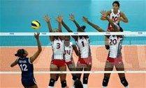 Las dominicanas barren a Argelia en Grand Prix Mundial de Voleibol - Cachicha.com