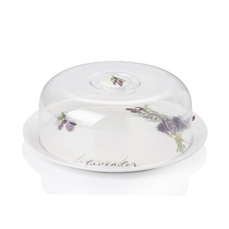 Lavender Kek Kabı / Cake Container #bernardo #kitchen #mutfak
