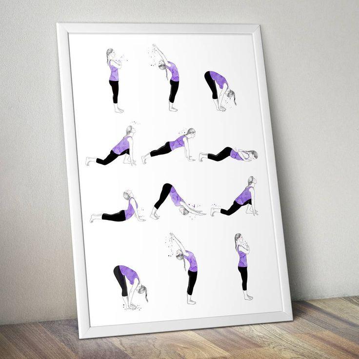 #yoga #poster #joga