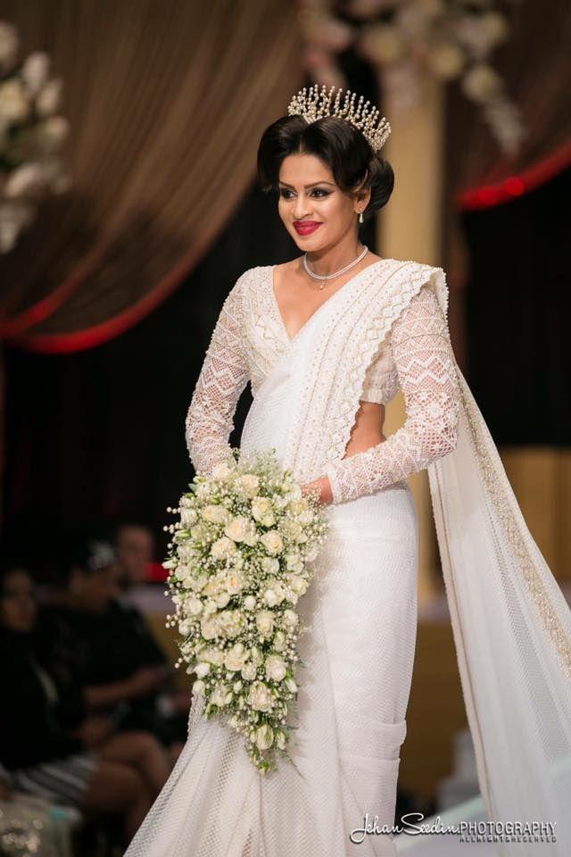 Dhananjaya Bandara Bridal Saree Fashions Pinterest