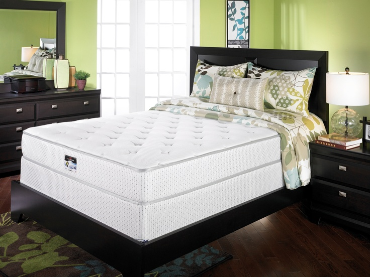 springwall victoria firm tighttop queen mattress and boxspring set