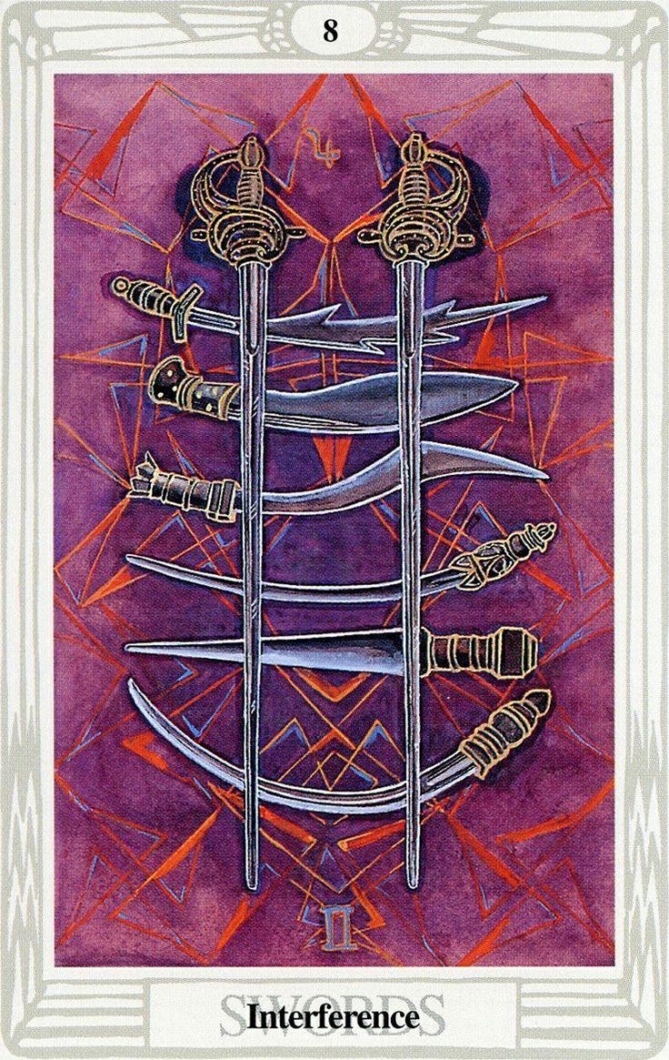 Thoth Fortune Tarot Card Tutorial: 17 Best Images About Tarot Thot El Espejo Del Alma