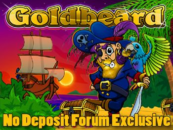 INTERTOPS RED EXCLUSIVE - 'GOLDBEARD' FREE TO ENTER MEMBERS ONLY SLOT TOURNAMENT