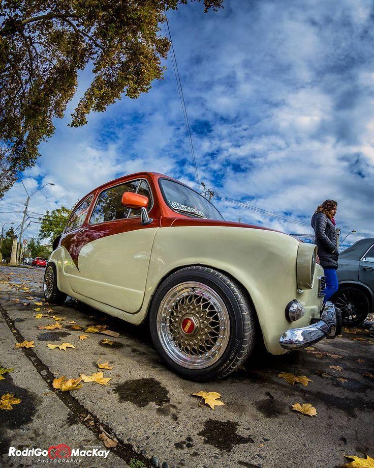 siempre sorprende este fitito La joyiaa del dido #fiat600 #bbs #instalike #fiat #gti #nikon #subaru #motor #nikond3100 #fisheye #8mm #rokinon8mm #llantas #cars #chile #classic #clasico #instachile #friends #instalosandes #likeforlike #photooftheday #amateurphotography #teamnikon #nikonistas #chile_360 by rodrigo.mackay_official