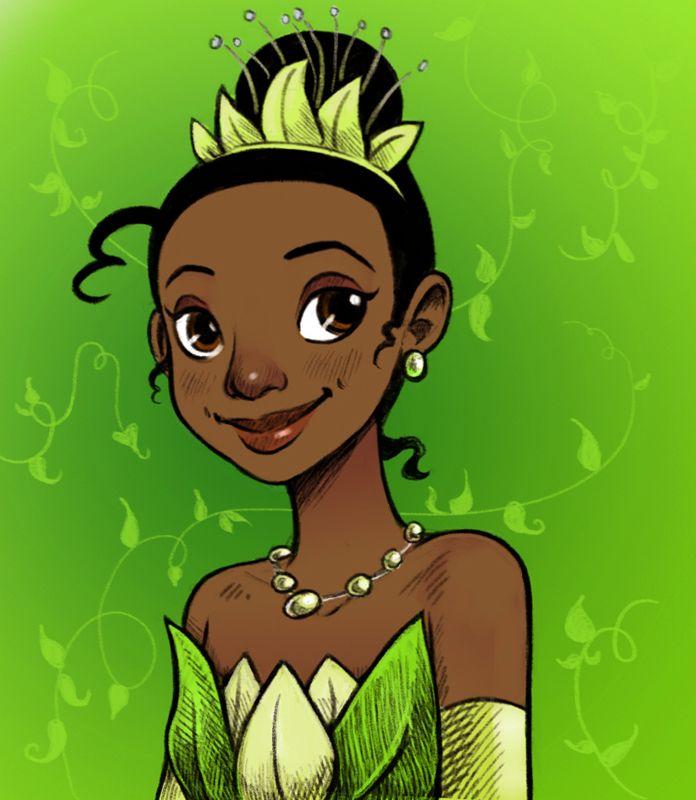 Princess Tiana Face: Tiana By Courtneygodbey.deviantart.com On @deviantART