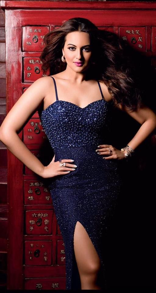 Actress Sonakshi Sinha shines for Hello Indo-Arabia Magazine. Here are some stills from the photo shoot !! | Sonakshi Sinha: WoodsDeck