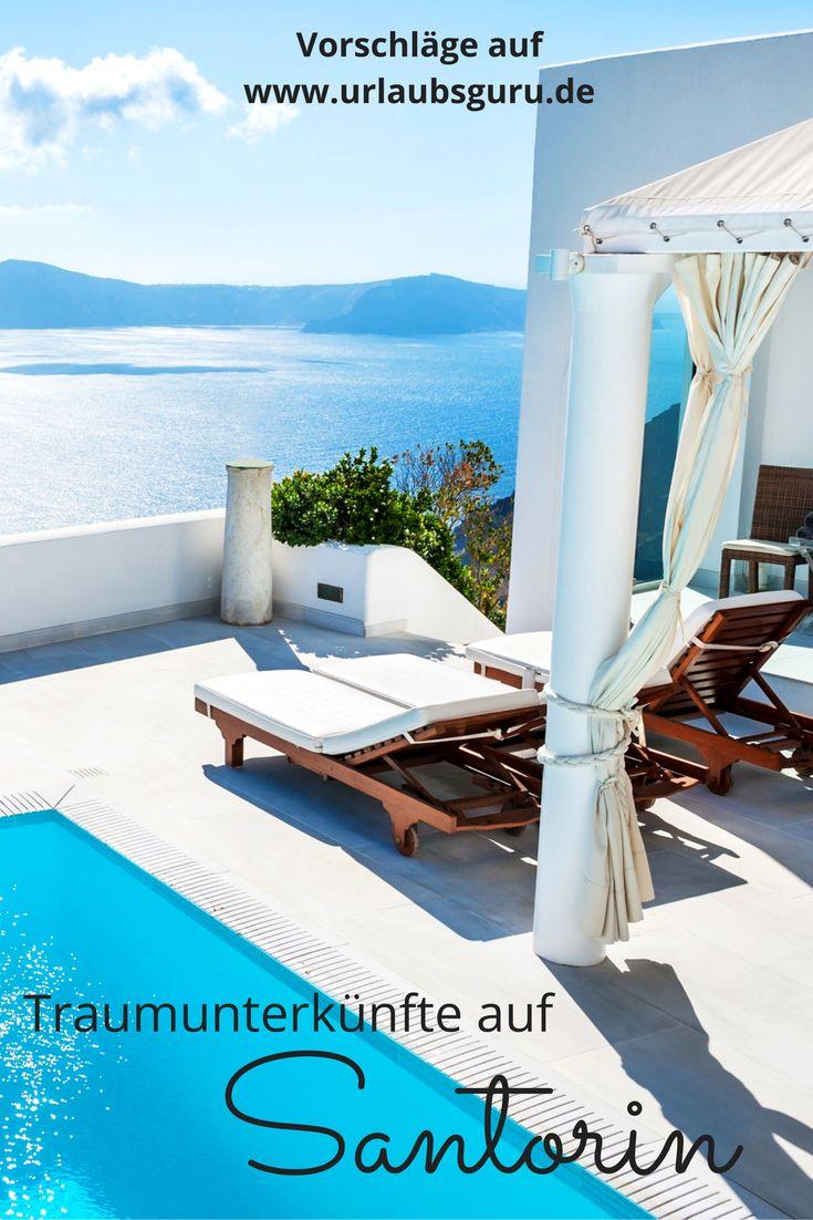 Was macht einen Urlaub erst perfekt? Eine schöne Unterkunft! Die schönsten Hotels auf Santorin in Griechenland habe ich euch deshalb in diesem Artikel vorgestellt.