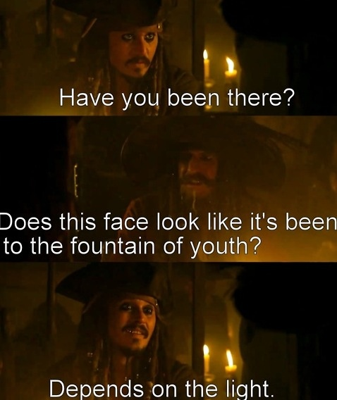 Pirates Of The Caribbean <3