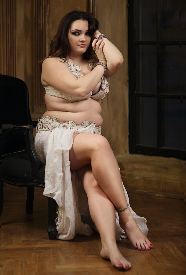 Gorgeous ssbbw topless in skirt - 2 2
