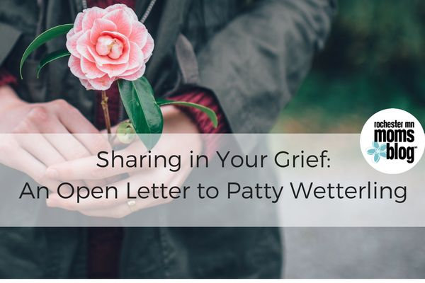 Sharing In Your Grief: An Open Letter to Patty Wetterling http://rochestermn.citymomsblog.com/mom/jacob-wetterling/