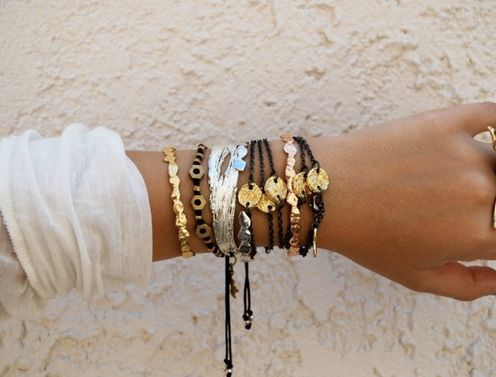 bracelets: Arm Candy, Style, Clothing, Bows Rings, Stacking Bracelets, Armcandi, Things, Accessories, Arm Parties