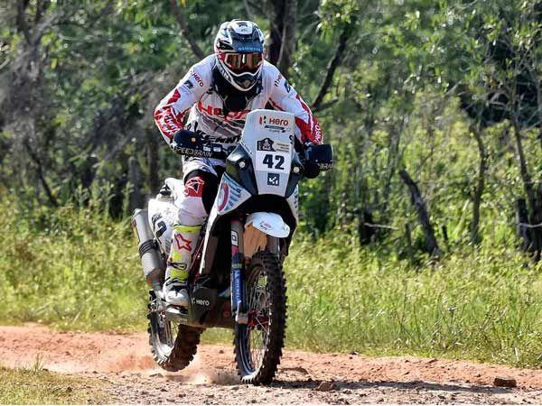 Dakar 2017: CS Santosh, Aravind KP And Stage 1 Updates
