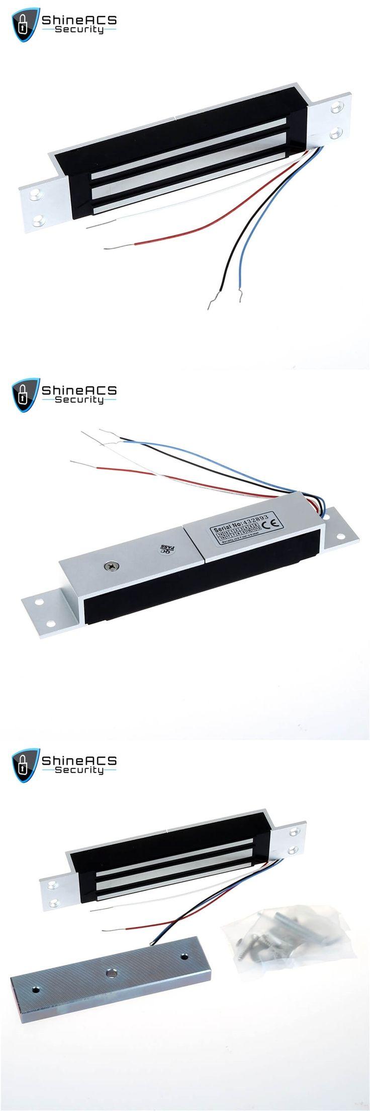 280kg Single Door Mortise Magnetic Lock is used for Wooden doors, glass doors, and metal door, also Suitable for 90 degrees opening door