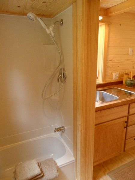 ideas about Tiny House Shower on Pinterest Tiny house