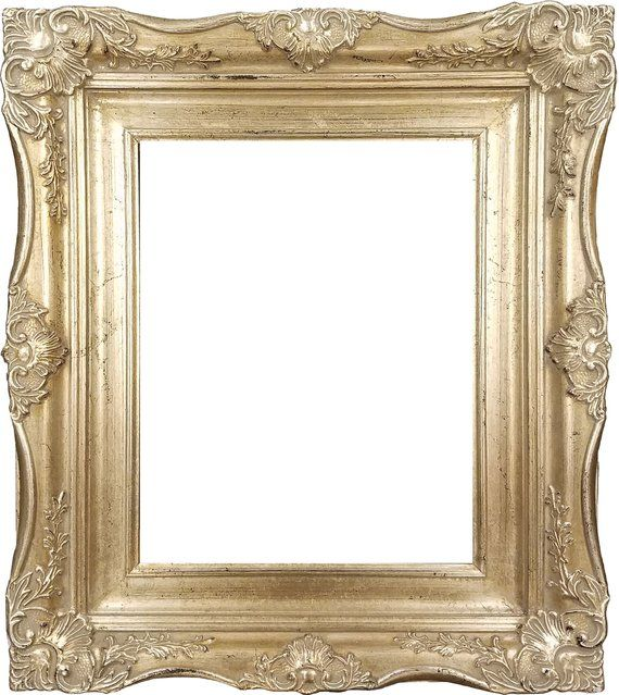 4 Ornate Baroque French Silver Picture Frame Sizes 5x7 Etsy Ornate Picture Frames Silver Picture Frames Picture Frame Sizes