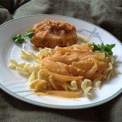 Hungarian Pork Chops - Allrecipes.com