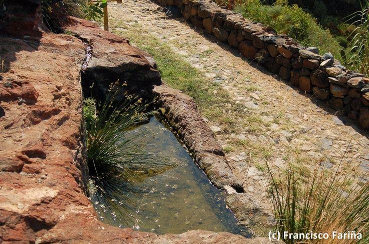 FRANCISCO FARIÑA II: CAMINO REAL DEL SUR (CANDELARIA - SANTIAGO DEL TEIDE) ETAPA IV