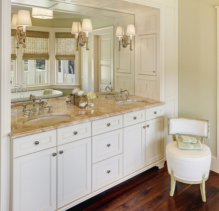 Bathroom Sconces In Mirror 30 best lights mounted thru glass mirror images on pinterest