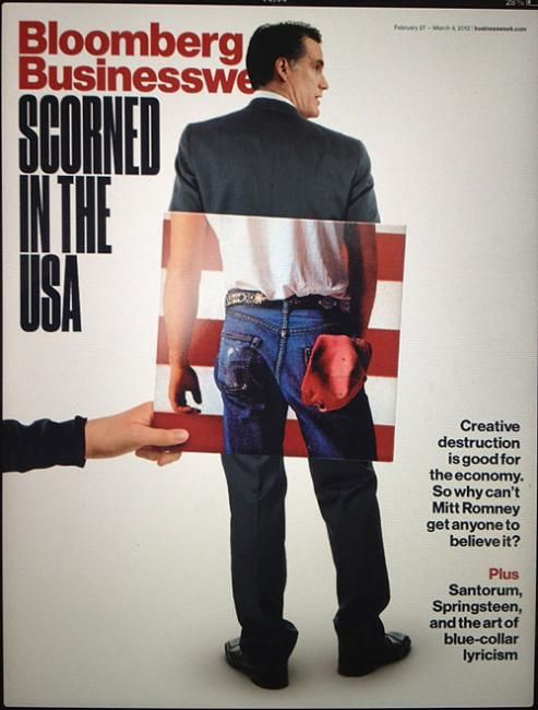 Bloomberg Businessweek. Scorned in the USA. February 27 - March 4, 2012.