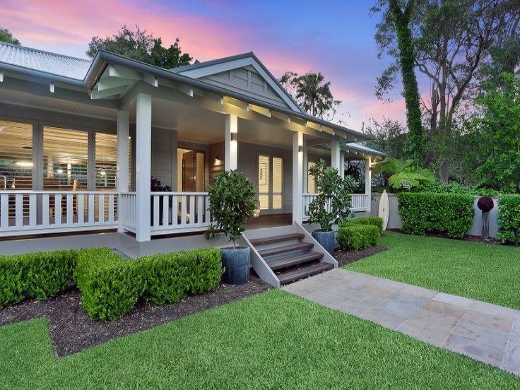 Stunning Sunday: Beach House in Avalon NSW