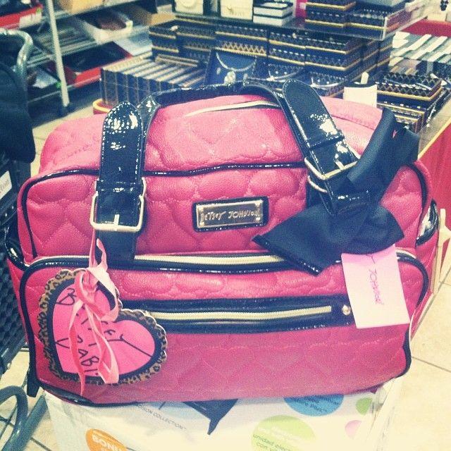 Diaper Bag Betsey Johnson Betsey Xoxo Pinterest Diaper Bag
