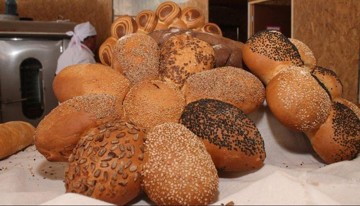 Más de 50 variedades de panes peruanos.