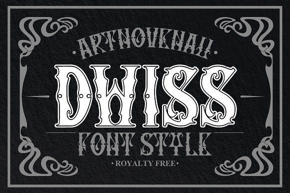 D.W.I.S.S by the-sastra on @creativemarket