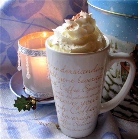 Spiced Christmas Coffee Recipe / http://www.food.com/recipe/spiced-christmas-coffee-268575